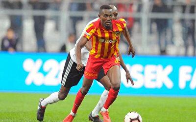 Mensah'ın adı Beşiktaş ve Galatasaray ile de anılıyor.