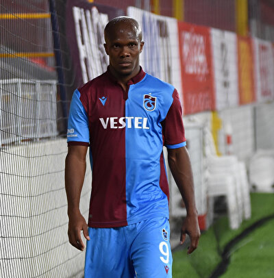 Trabzonspor'da Nwakaeme sakatlanmıştı.
