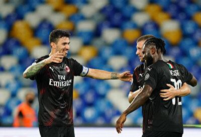 Kessie'nin golü Milan'a 1 puanı getirdi.