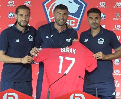 Burak Yılmaz'ın da Lille'e transfer olmasıyla birlikte Fransız ekibinde 3 milli futbolcumuz yer aldı.
