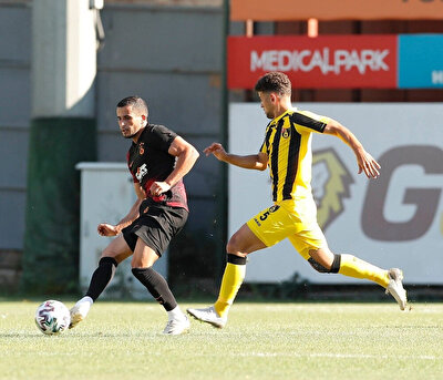 Galatasaray'ın yeni transferi Omar