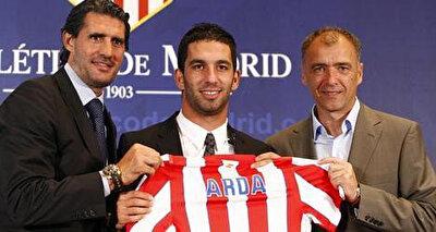 Arda Turan, Galatasaray'dan Atletico'ya 13 milyon Euro bonservis bedeliyle transfer olmuştu.