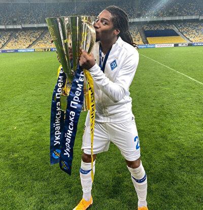 Gerson Rodrigues'in Kiev'le 2024 yılına kadar sözleşmesi bulunuyor.