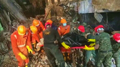 India building collapse toll climbs to 36, search and rescue efforts continue