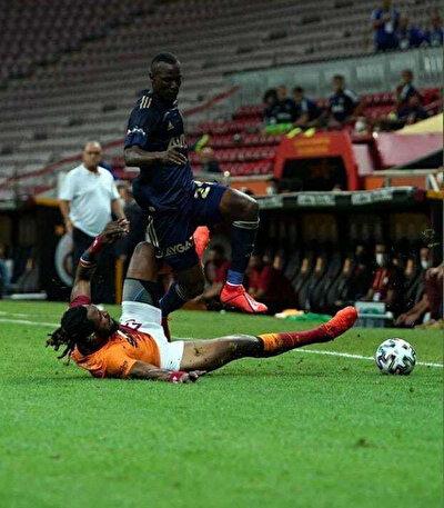 Luyindama'nın Thiam ile mücadelesi