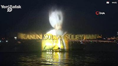 Turkey celebrates Preveza Naval Victory with mesmerizing water show