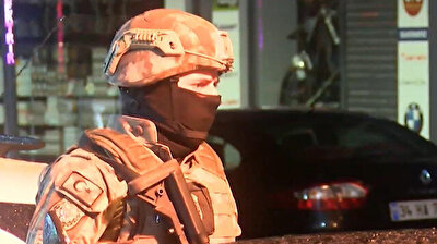 Turkish narcotics units conduct midnight operation against dealers