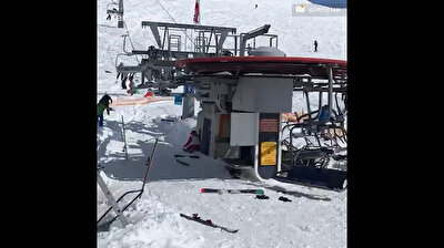Out-of-control ski lift hurls people into air at Georgian ski resort, injures at least 8
