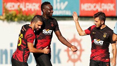 Diagne ve Emre Kılınç, Galatasaray'ın kritik oyuncuları arasında yer alıyor.