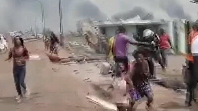 At least 20 killed in Equatorial Guinea explosions