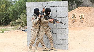 شاهد.. تخريج دفعة عسكريين في ليبيا دربتهم تركيا ضمن مذكرة التفاهم