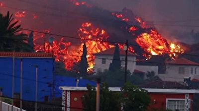 أسبوع على بركان لا بالما الإسبانية.. تدمير 400 منازل ونزوح المئات