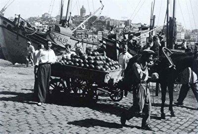 Eminönü, 1958