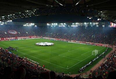 8- Stade Karaiskakis, Olympiakos