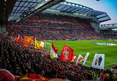 2- Anfield, Liverpool