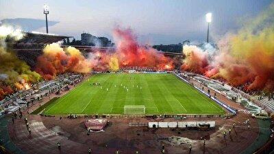 4- Stade Rajko-Mitic, Kızılyıldız