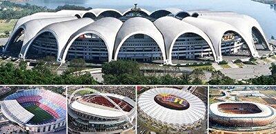 France Football Dergisi, son sayısında dünyanın en ateşli 30 stadını sıraladı. Listede Türkiye'de üç stat kendine yer buldu.