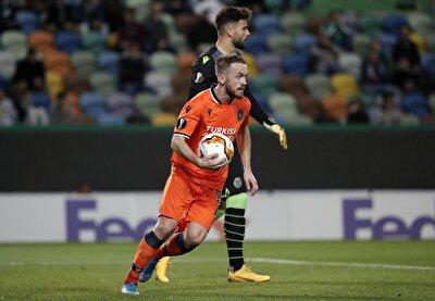 Edin Visca (Başakşehir): 32 maç; 12 gol, 13 asist