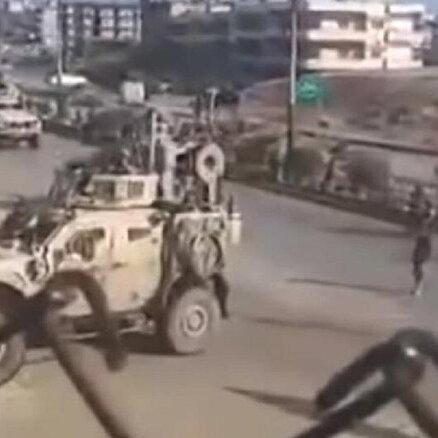 Esed rejimi ileABD arasında kriz