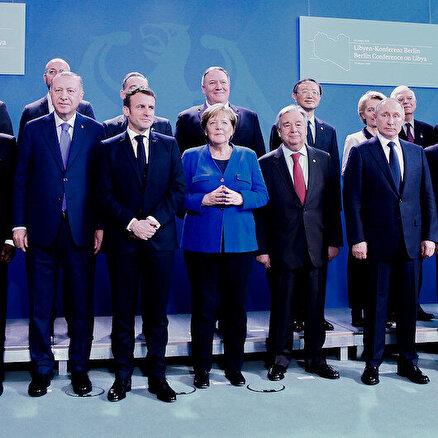 Libya Konferansı Bildirgesi