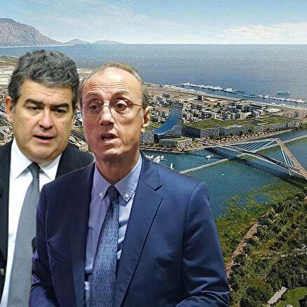 Kanal İstanbullu CHPliler