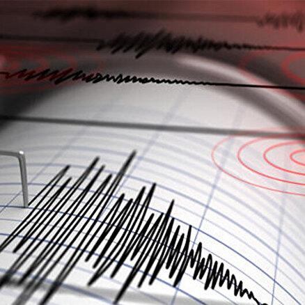 Manisada 5.4lük deprem