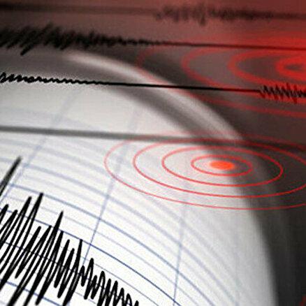 Ankarada çifte deprem