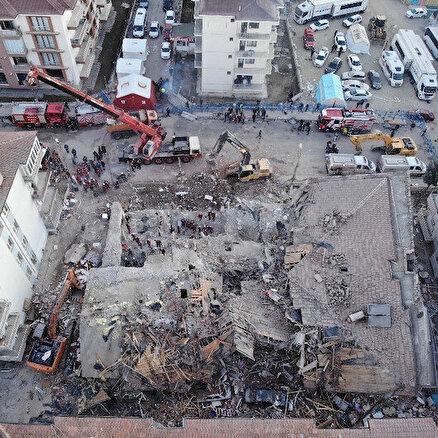ANKA ve IKUya deprem görevi