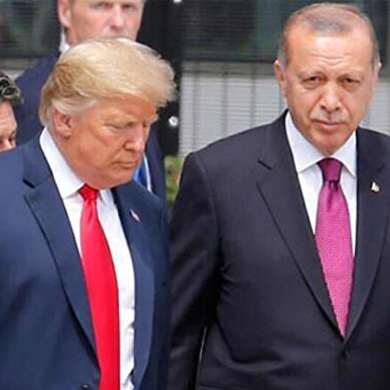 Erdoğan ile Trumptelefonda görüştü