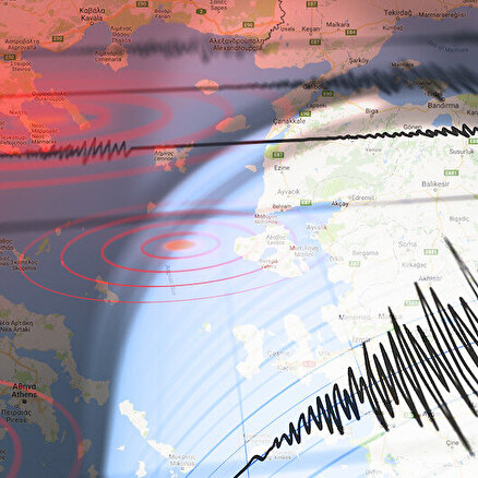 Marmariste korkutan deprem