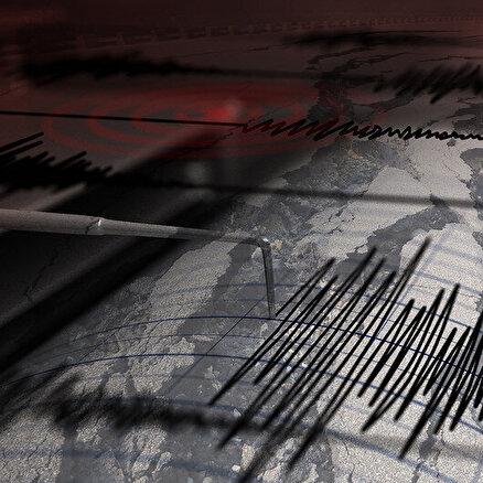 Kübada 7.4 büyüklüğünde deprem