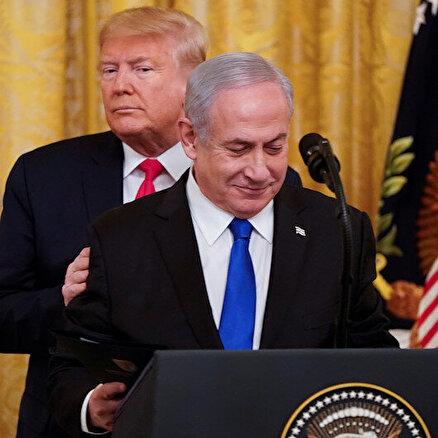 ABDnin sözde barış planı yeni Balfour