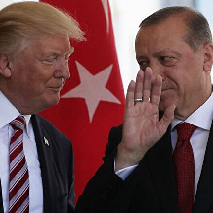 Trumptan Erdoğana teşekkür