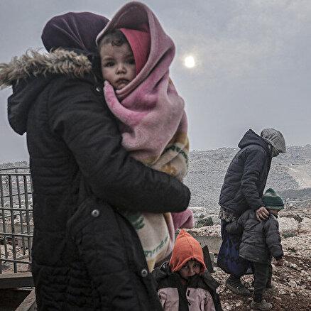 148 bin sivil dahaTürkiye sınırında