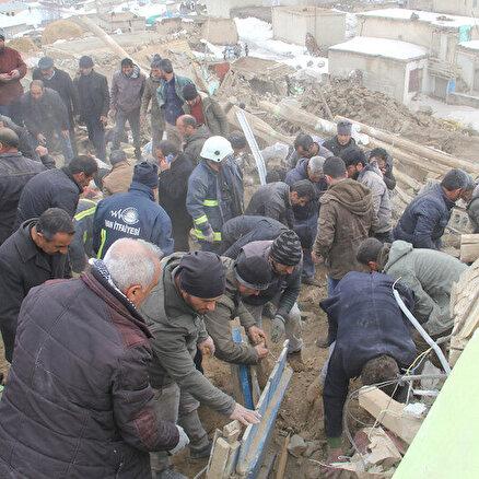 İrandaki deprem Vanı vurdu
