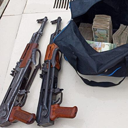 5 PKKlı terörist yakalandı