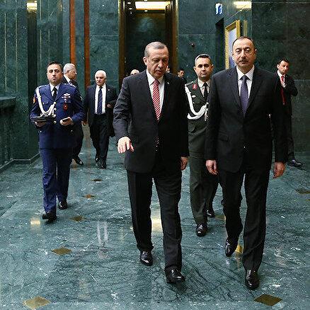 Erdoğan Azerbaycanda