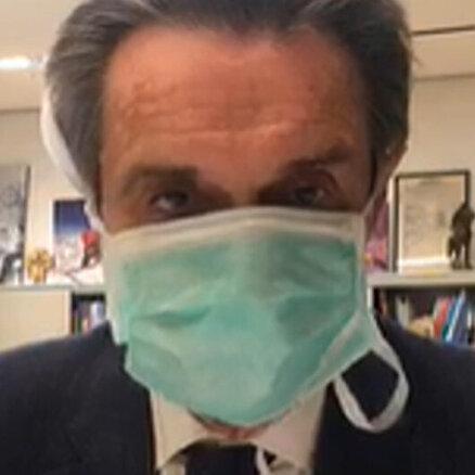 İtalyan Vali koronavirüse yakalandı