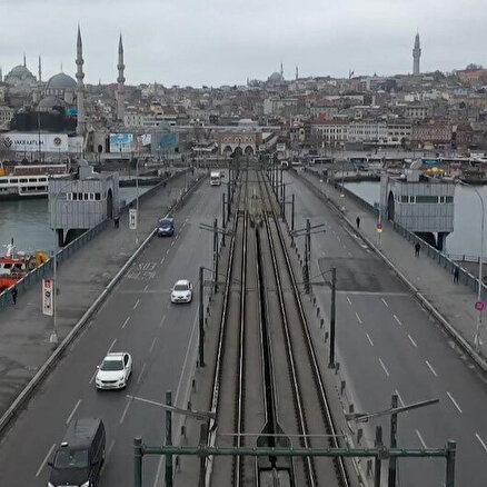 İstanbulu hiç böyle görmedik