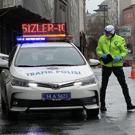 Dilinde tüy bitenpolisten yeni yöntem
