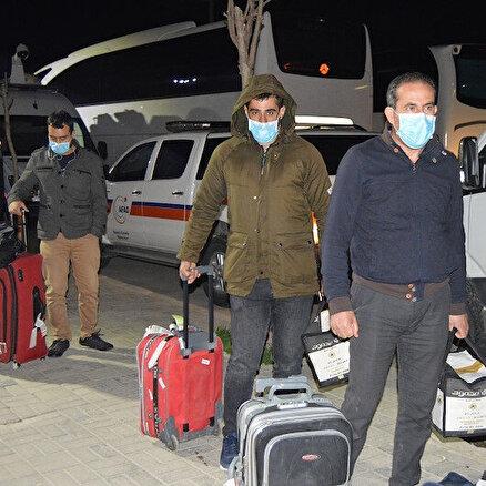 547 işçi Türkiyede
