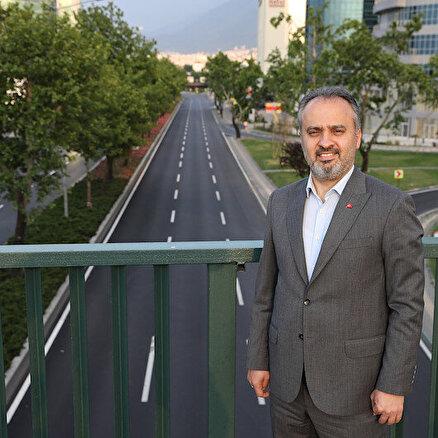Büyükşehir çok çalıştı, yollar Bursaya yakıştı