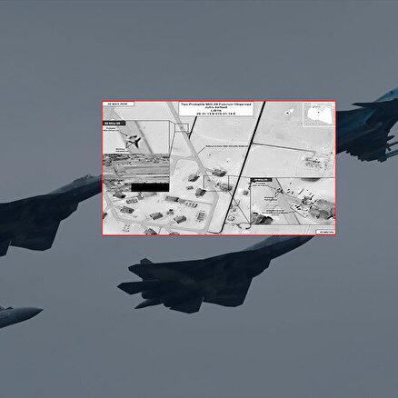 Rusya henüz uçakları kullanmadı