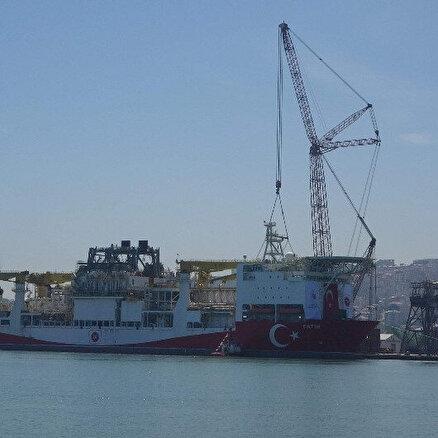 Trabzona demir attı