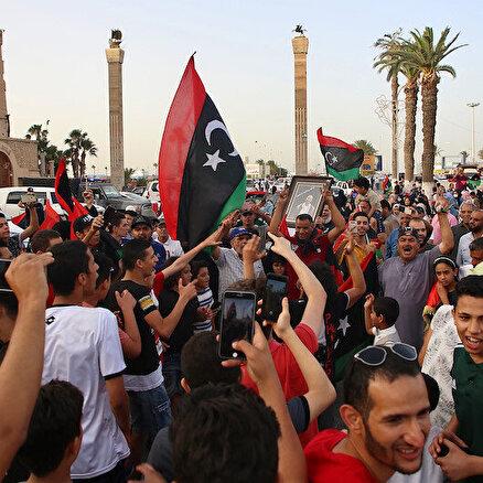 Libyada tarihyeniden yazıldı