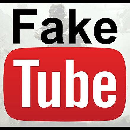 Youtube oldu Faketube
