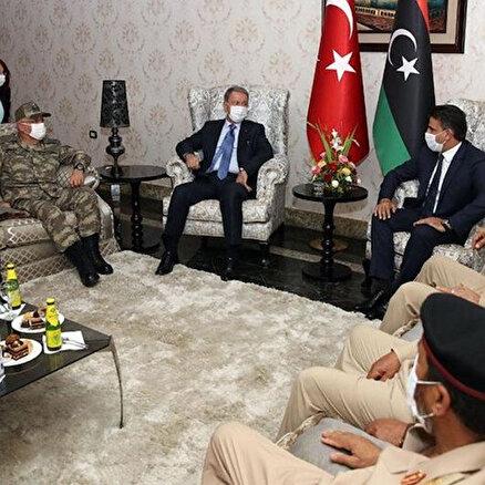 Libyaya kritik ziyaret