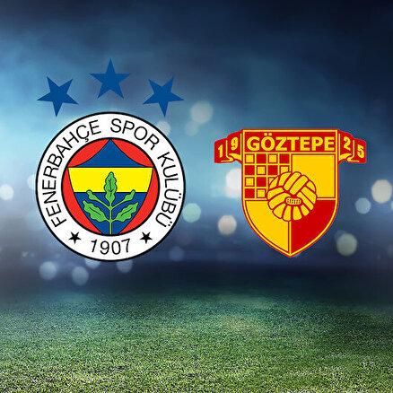 Fenerbahçe-Göztepe