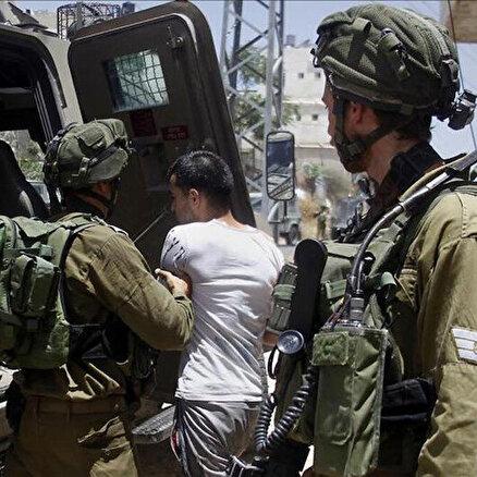 16 yaşındaki Filistinli gözaltına alındı