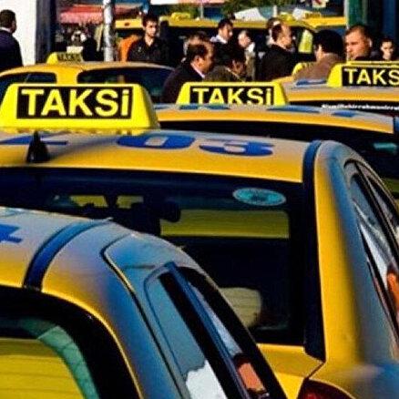 Taksici haberinde bugün